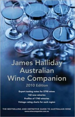 James Halliday Australian Wine Companion: 2010 Edition