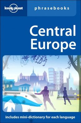 Lonely Planet: Central Europe Phrasebook