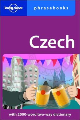 Lonely Planet Phrasebooks: Czech