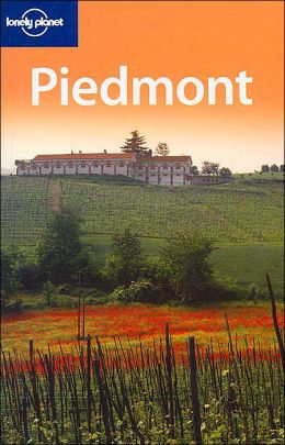 Lonely Planet Piedmont