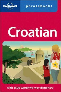 Croatian Phrasebook