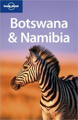 Lonely Planet Botswana and Namibia