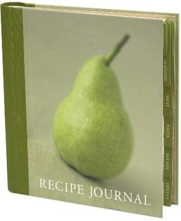 Pear Recipe Journal