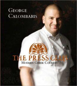 The Press Club: Modern Greek Cookery