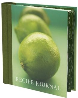 Lime Recipe Journal