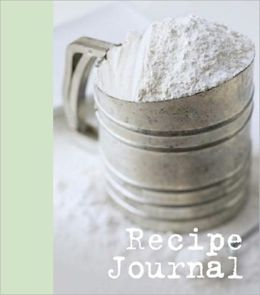 Sifter Large Recipe Journal