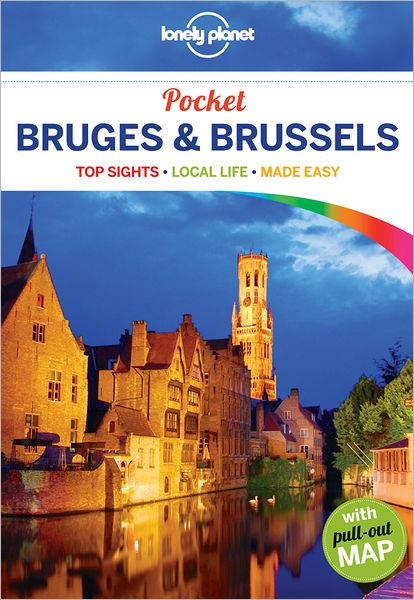 Lonely Planet Pocket Bruges and Brussels