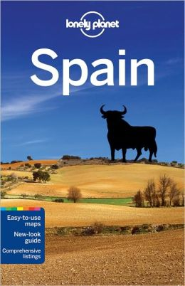 Lonely Planet Spain, 8th Edition