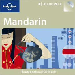 Lonely Planet: Mandarin (Lonely Planet Phrasebook Series)