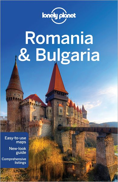 Lonely Planet Romania and Bulgaria