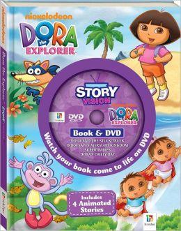 Dora the Explorer Story Vision