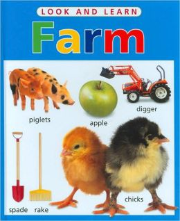 Look and Learn Farm (Look and Learn Language Development Series)