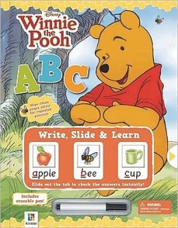 Winnie the Pooh - ABC & First Words