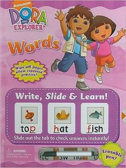 Words - Dora The Explorer