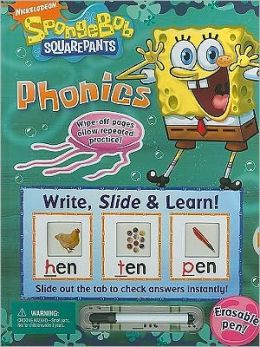 Phonics - Spongebob Squarepants