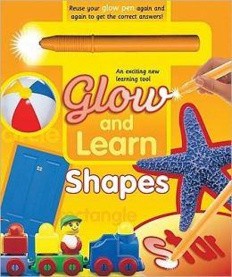 Glow and Learn: Shapes