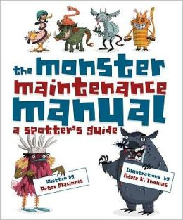 The Monster Maintenance Manual: A Spotter's Guide