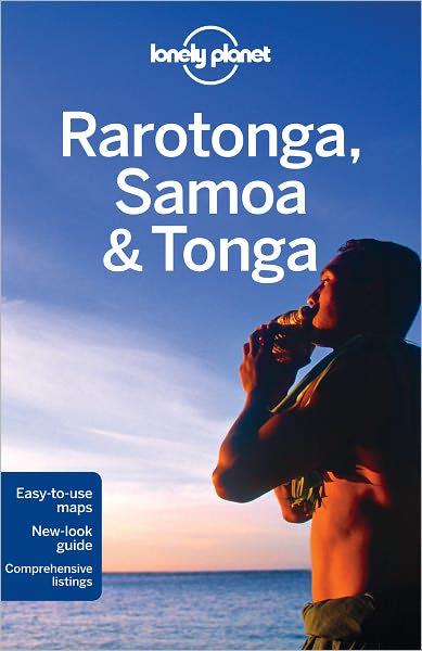Lonely Planet Rarotonga, Samoa and Tonga