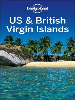 Lonely Planet US & British Virgin Islands