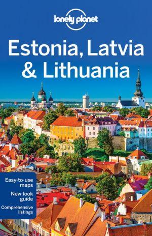 Lonely Planet Estonia, Latvia & Lithuania