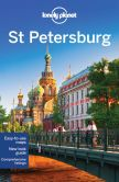 Book Cover Image. Title: Lonely Planet St Petersburg, Author: Lonely Planet
