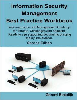 Information Security Management Best Practice Workbook
