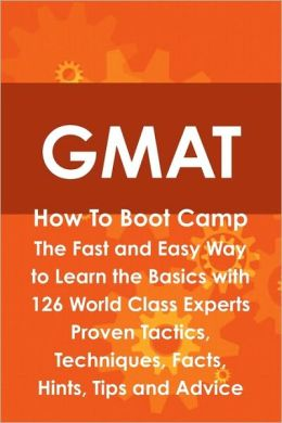 Gmat How To Boot Camp