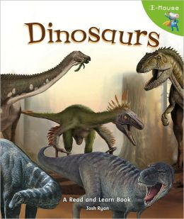 Emouse A Read & Learn Book Dinosaurs