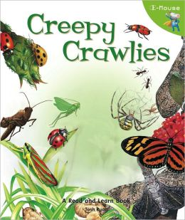 Emouse A Read & Learn Book Creepy Crawlies