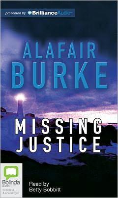 Missing Justice (Samantha Kincaid Series #2)