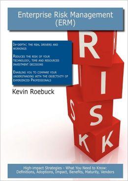 Enterprise Risk Management (Erm)