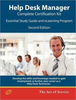 Help Desk Manager - Complete Certification Kit