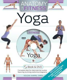 Anatomy of Fitness: Yoga: Book & DVD Cased Gift Set