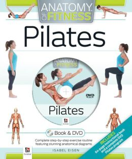 Anatomy of Fitness: Pilates: Book & DVD Cased Gift Set