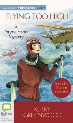 Flying Too High (Phryne Fisher Series #2)
