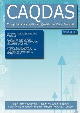 Caqdas - Computer Assisted/Aided Qualitative Data Analysis