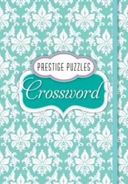 Large Format Prestige Puzzles: Crossword