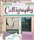 Book Cover Image. Title: Complete Calligraphy, Author: Hinkler Books
