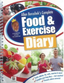 Allan Borushek's Complete Food & Exercise Diary