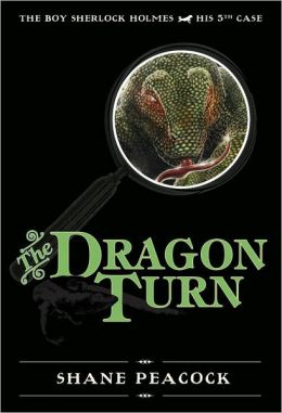 The Dragon Turn (Boy Sherlock Holmes Series #5)