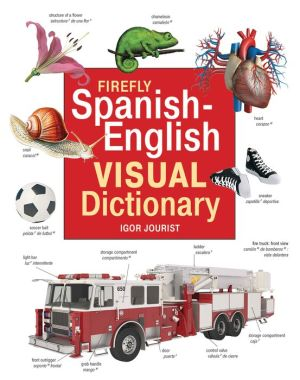 Firefly Spanish-English Visual Dictionary