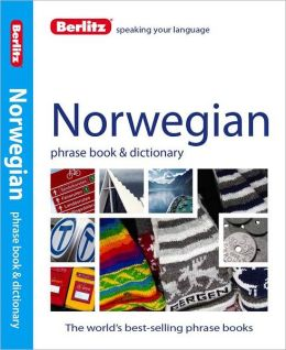 Berlitz Norwegian Phrase Book and Dictionary