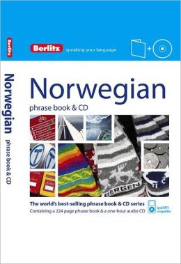 Berlitz Norwegian Phrase Book & CD