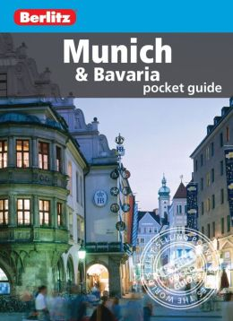 Berlitz: Munich & Bavaria Pocket Guide