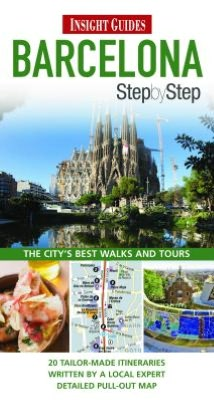 Insight Guides Step-By-Step Barcelona