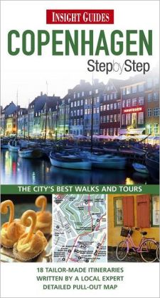 Insight Guides Step-By-Step Copenhagen
