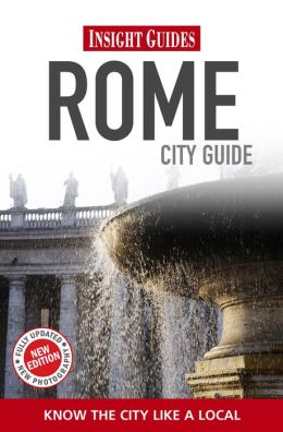 Insight Guides: Rome
