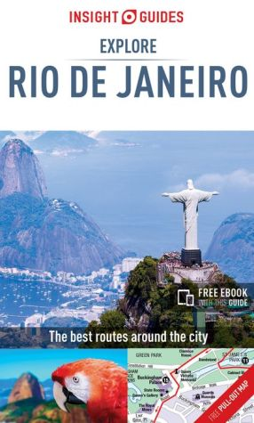 Insight Guides: Explore Rio