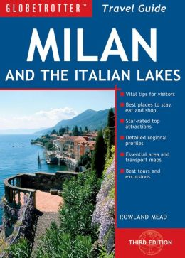 Milan and the Italian Lakes Travel Pack, 3rd