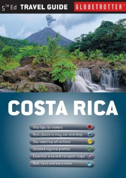 Globetrotter Guide Costa Rica (PagePerfect NOOK Book)